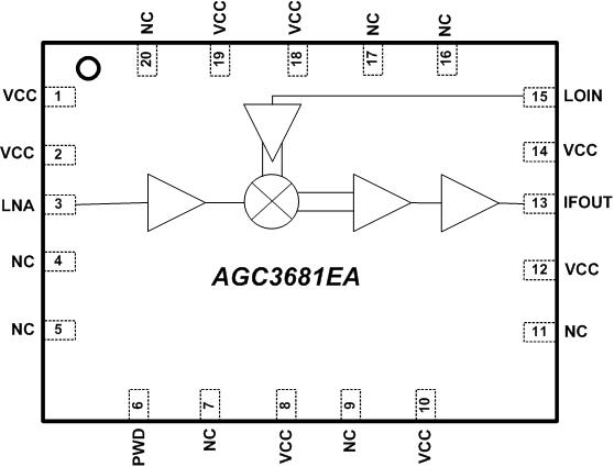 北邮模电实验agc电路